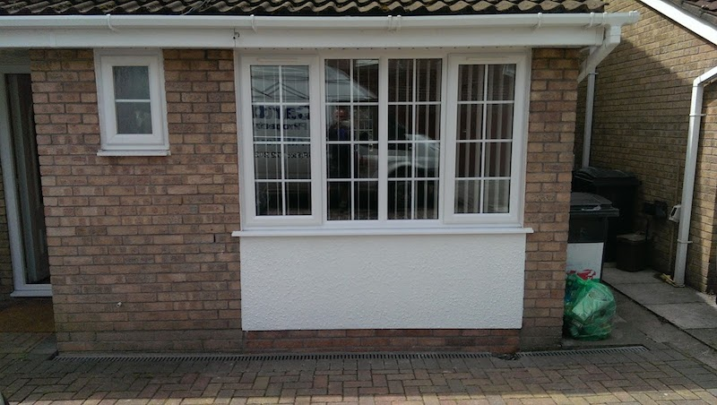 Square Bay Window Extension