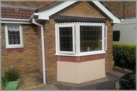 Cardiff and Vale Property Improvement Bay Window Extension