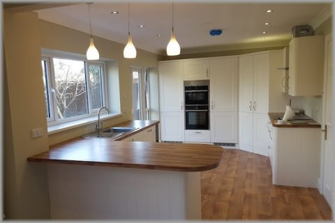 Cardiff and Vale Property Improvement Kitchen