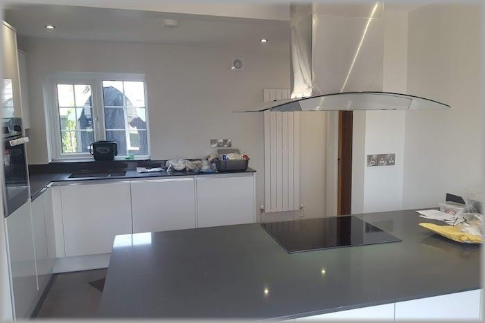 Penarth Builders Kitchen Refit