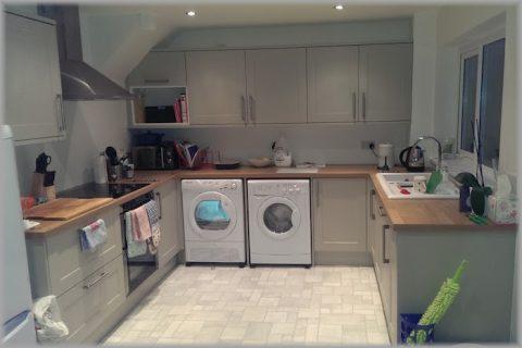 Penarth Builders Kitchen Utility Room
