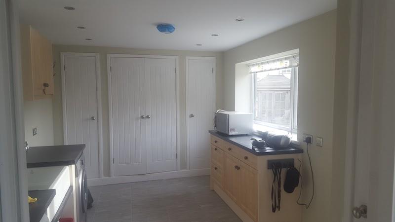 Kitchen Utility Install Penarth Builders