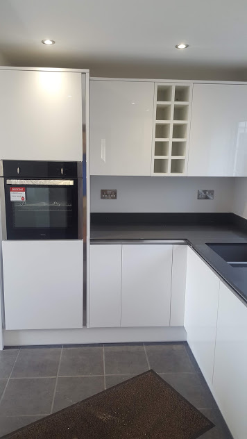 modern kitchen install Cardiff and Vale Property Improvement